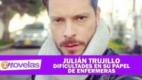 Las dificultades de Julián Trujillo al interpretar a Álvaro