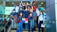 19 estudiantes panamenos viajan a cuba a estudiar medicina
