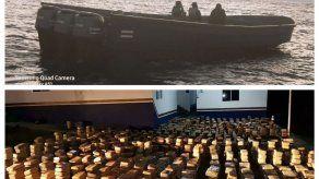 Detención provisional para tres costarricenses aprehendidos en Punta Burica con 2