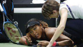 WTA: Osaka se retira por lesión