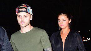 Selena Gomez estrena novio roquero