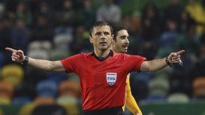 Eligen al serbio Mazic árbitro de la final de la Champions
