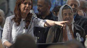 Tribunal argentino rechaza suspender juicio a Kirchner por corrupción