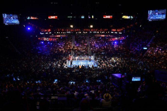 Mayweather vs Álvarez