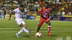 Jorman Aguilar vuelve a anotar con San Carlos en Costa Rica