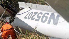 Tres muertos y un herido al estrellarse una avioneta en El Salvador
