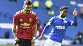 United vence 3-2 al Brighton con gol de último minuto