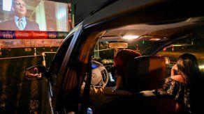En octubre prevén la apertura del autocine en la Calzada de Amador
