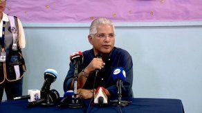Blandón pone a disposición su cargo de vicepresidente del directorio Panameñista