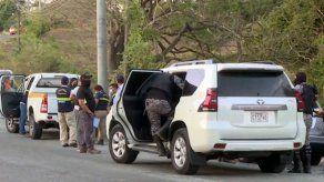 PN: Operación que frustró secuestro de Moisés Cortizo se desarrolló sin Gaula colombiana
