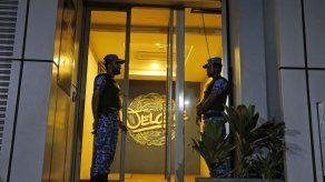 Allanan oficinas del partido opositor en las Maldivas