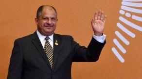 Procuraduría rechaza denuncia de corrupción contra expresidente de Costa Rica