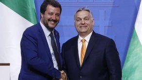 Italia  alienta un populismo de extrema derecha en Europa
