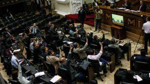 Parlamento venezolano llevará persecución a militares a entes internacionales
