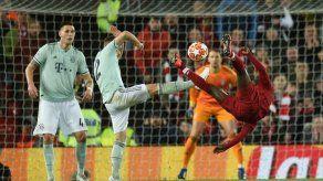 Bayern logra valioso empate en Liverpool aunque sigue sin ganar en Anfield