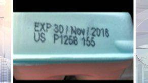 Denuncian irregularidades en fecha de vencimiento de huevos importados