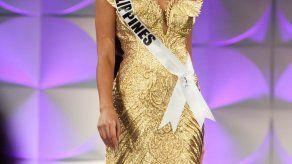 Desfile en vestido de noche - Miss Universo 2019