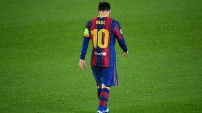No sería un drama para LaLiga si se va Messi
