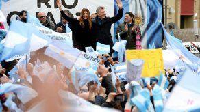 Macri: Creen que ya ganaron y ya empezaron a perseguir periodistas