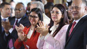 Presidenta de Constituyente rechaza interferencia extranjera en Venezuela