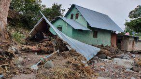 Informe preliminar contabiliza 783 familias afectadas por las lluvias en Panamá