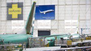 Panel internacional critica a regulador aéreo de EEUU por el 737 MAX