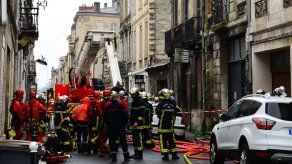 Un herido grave y dos desaparecidos en una explosión en un edificio en Francia
