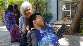 Un profesor con discapacidad rompe barreras de inclusión laboral en la UNAM