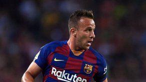 El Barcelona traspasa al brasileño Arthur a la Juventus por 72 millones de euros