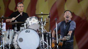Springsteen termina presentaciones en Jazz Fest