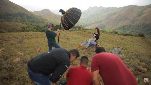 Los factores de la naturaleza puso a trabajar a los participantes de Foto Challenge.