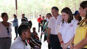 Plantean intervención interinstitucional para atender albergue en Gualaca