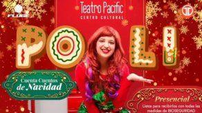 Musical navideño presencial para toda la familia en el Teatro Pacific