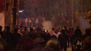 Disturbios en Bolivia tras ventaja a Morales en conteo rápido