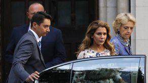 Princesa Haya recibe apoyo de su hermano tras denunciar violencia de género