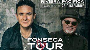 El Fonseca Tour llega a Panamá este 28 de diciembre