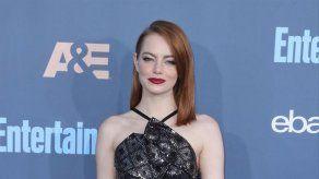 Emma Stone dedica nominación al Óscar a sus compañeros de La La Land