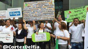 Colaboradores de Grupo Wisa piden al Gobierno interceder ante EEUU por despidos