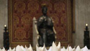 El papa lavará los pies de reclusos en Roma el Jueves Santo