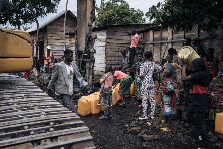 La erupción del Nyiaragongo en RDC provocó la muerte de al menos 32 personas y