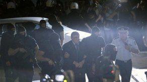 Grecia: Encarcelan a jefe de partido de derecha
