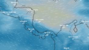 Polvo del Sahara se desplazará nuevamente por Panamá hasta el 17 de julio