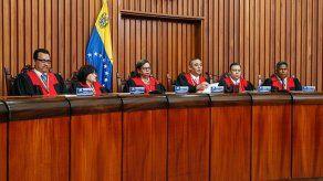 Máxima corte renuncia a asumir poderes de Parlamento venezolano