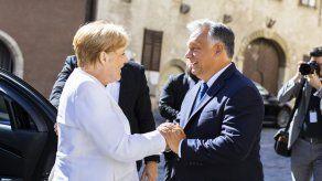 Alemania y Hungría conmemoran fin de la Guerra Fría