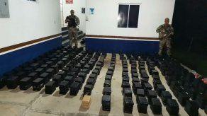 Incautan más de dos mil paquetes de presunta droga en Punta Burica