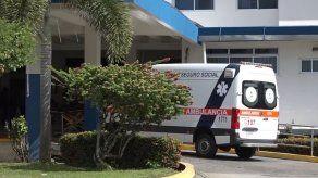 Áreas para pacientes con COVID-19 en Hospital de David a su máxima capacidad