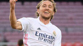 Claro que quiero seguir en el Real Madrid