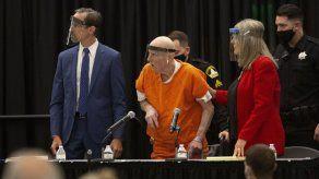 El Golden State Killer se declara culpable