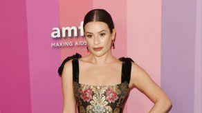 Lea Michele será la gran ausente en la reunión de Glee