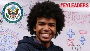 Panameño es galardonado como uno de los 10 jóvenes líderes emergentes